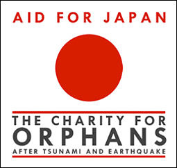 Aid For Japan - The charity for orphans after tsunami and earthquake